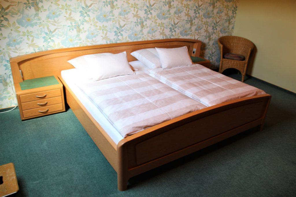 Ferienwohung Obernsees Fränkische Schweiz - Schlafzimmer