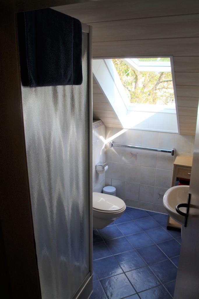 Ferienwohung Obernsees Fränkische Schweiz - Badezimmer