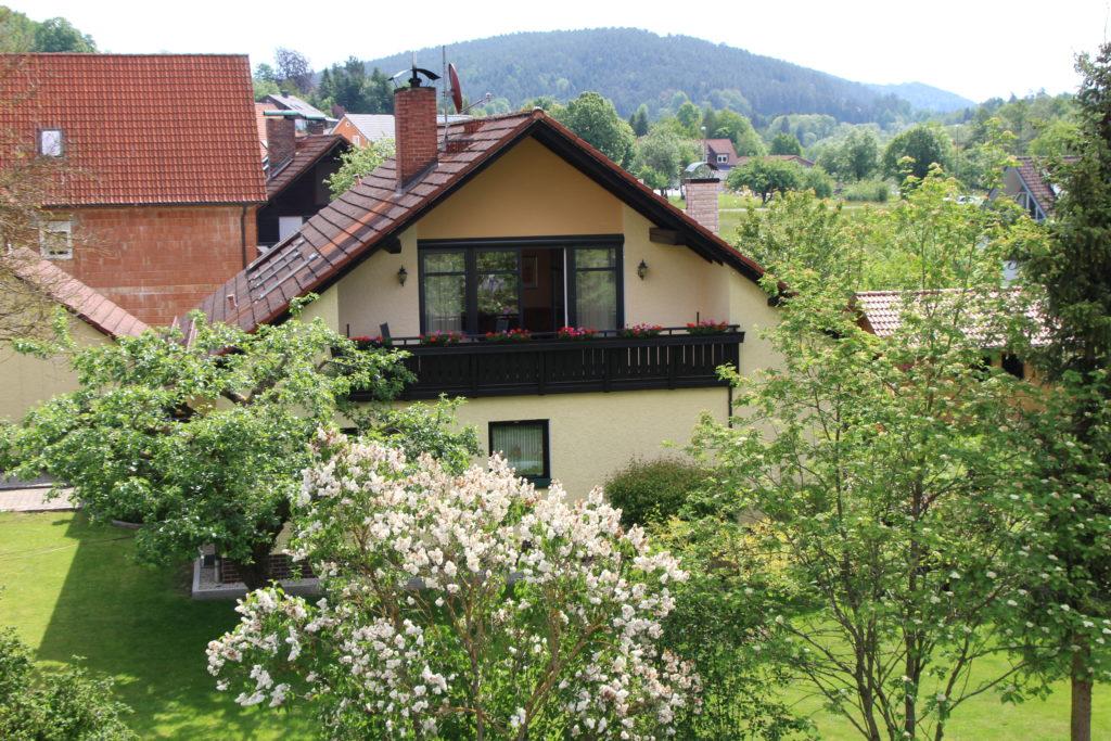 Ferienwohung Obernsees Fränkische Schweiz - Außenansicht 2